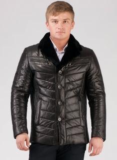 4f70c3ffe78 Мужские зимние кожаные куртки с мехом - Архангельск