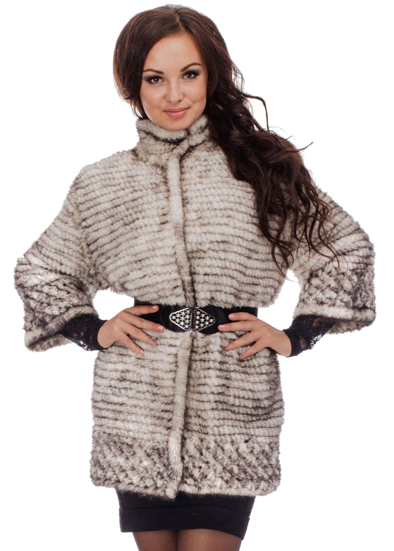 меховое пальто вязаная норка крестовка киров